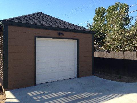 Room Additions & Freestanding Garages